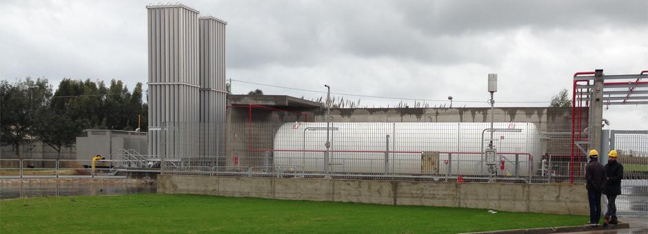 Puesta en marcha de la Planta Satélite de Gas Natural Licuado situada en Cerdeña – Italia